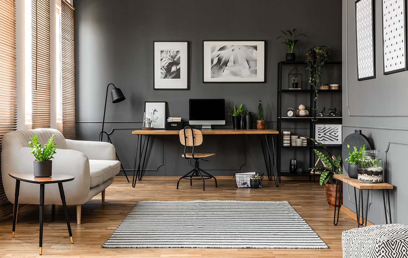 Staging Your Home with an Office Space